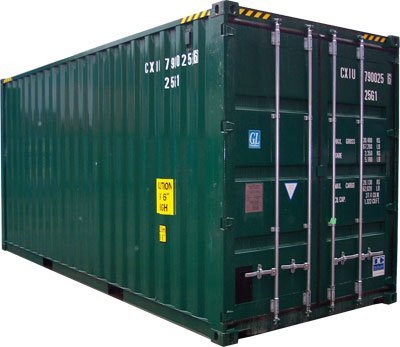 Cleaning Ocean Shipping Containers